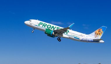 320neo Frontier Airlines