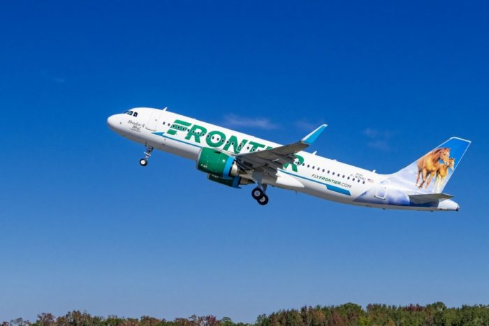 A320neo Frontier Airlines