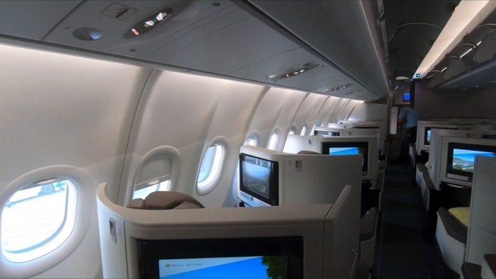 TAP A330-900neo interior
