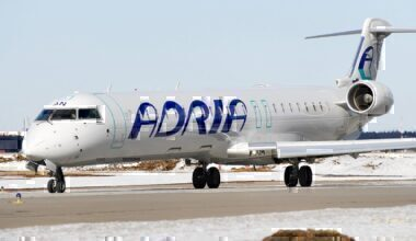 adria airways crj
