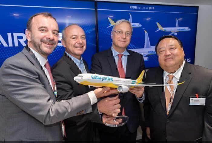 Cebu Pacific Firms Its Order For 15 Airbus A320neos