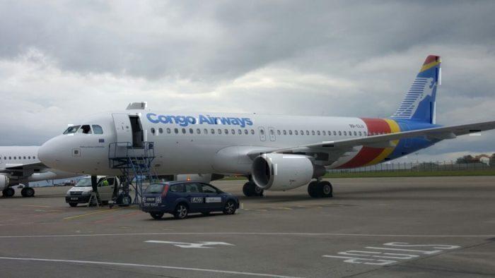 Congo airways A320