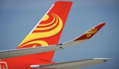 Hong Kong Airlines Airbus m