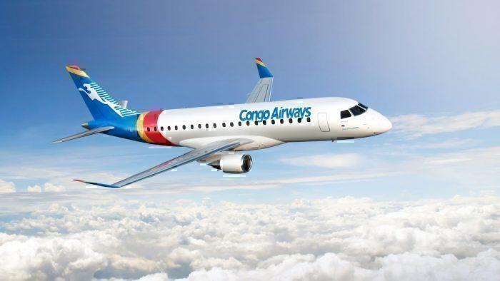 E175-Congo-Airways