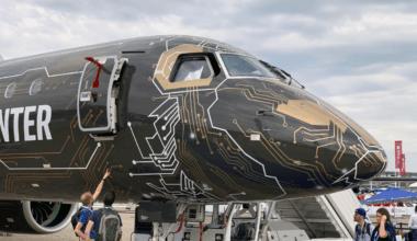 Embraer, E2, Profit Hunter