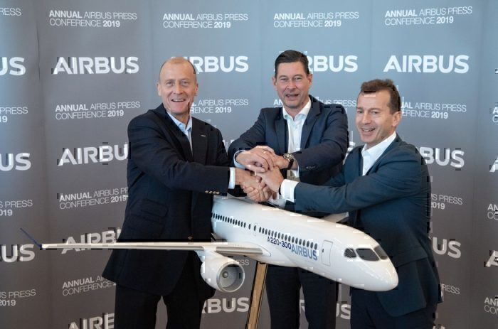 Airbus A220-300. Could an A220-500 be coming soon?