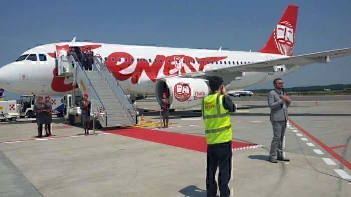 Italian Carrier Ernest Airlines To Suspend Operations