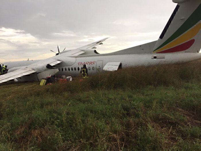 Ethiopian airlines incident