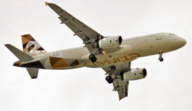 Etihad Airways, A6-EIH, Airbus A320-232