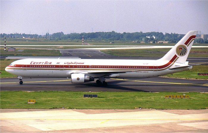 Egyptair Boeing 767-300