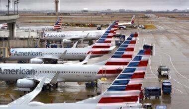 American Airlines Dallas