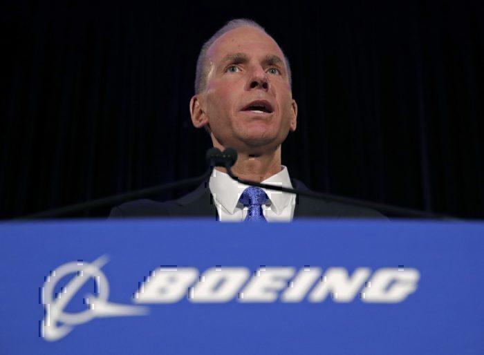 Dennis Muilenburg Boeing