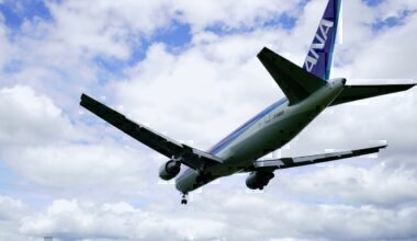 ANA, Boeing 767, Engine Fire