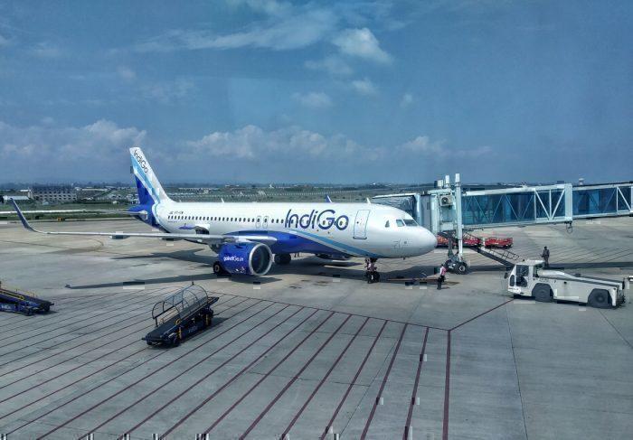 IndiGo A320neo