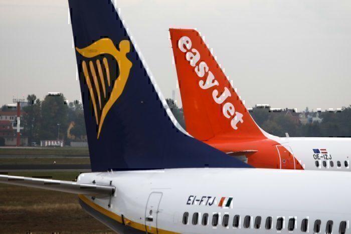 Ryanair, easyjet, Peter Bellew