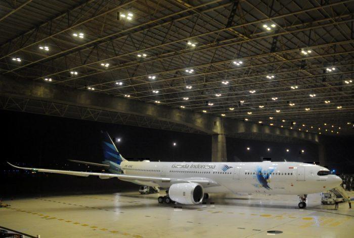 Garuda Indonesia Airbus A330neo