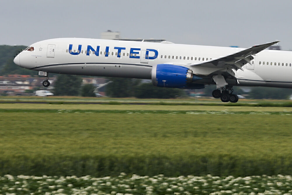 Boeing 787-10, Operators, United Airlines