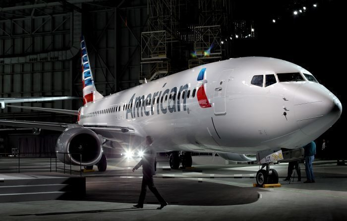 American Airlines, on-time performance, punctuality