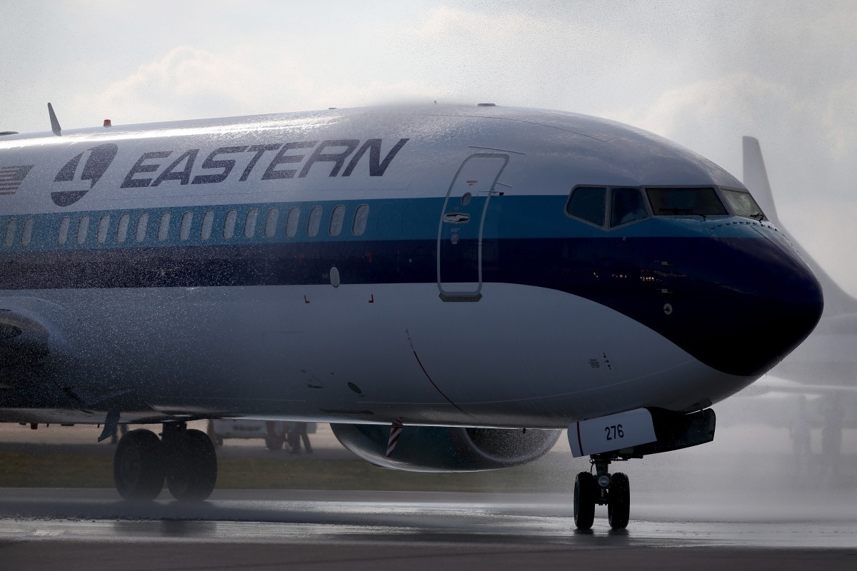 Eastern Airlines old