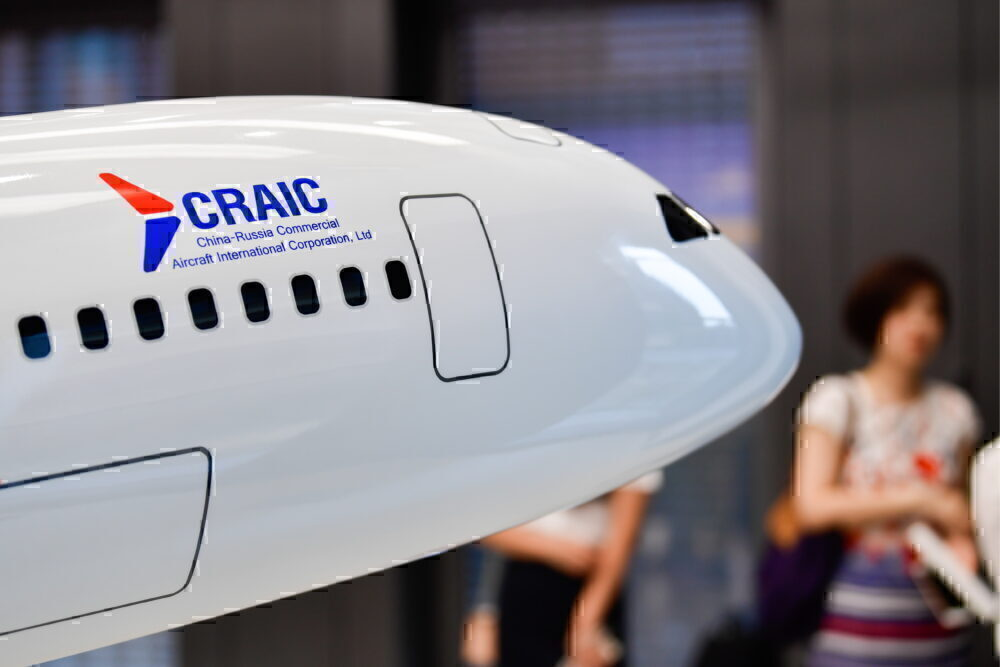 CRAIC Plans 3 Versions Of Its New Widebody: The 'CR929'