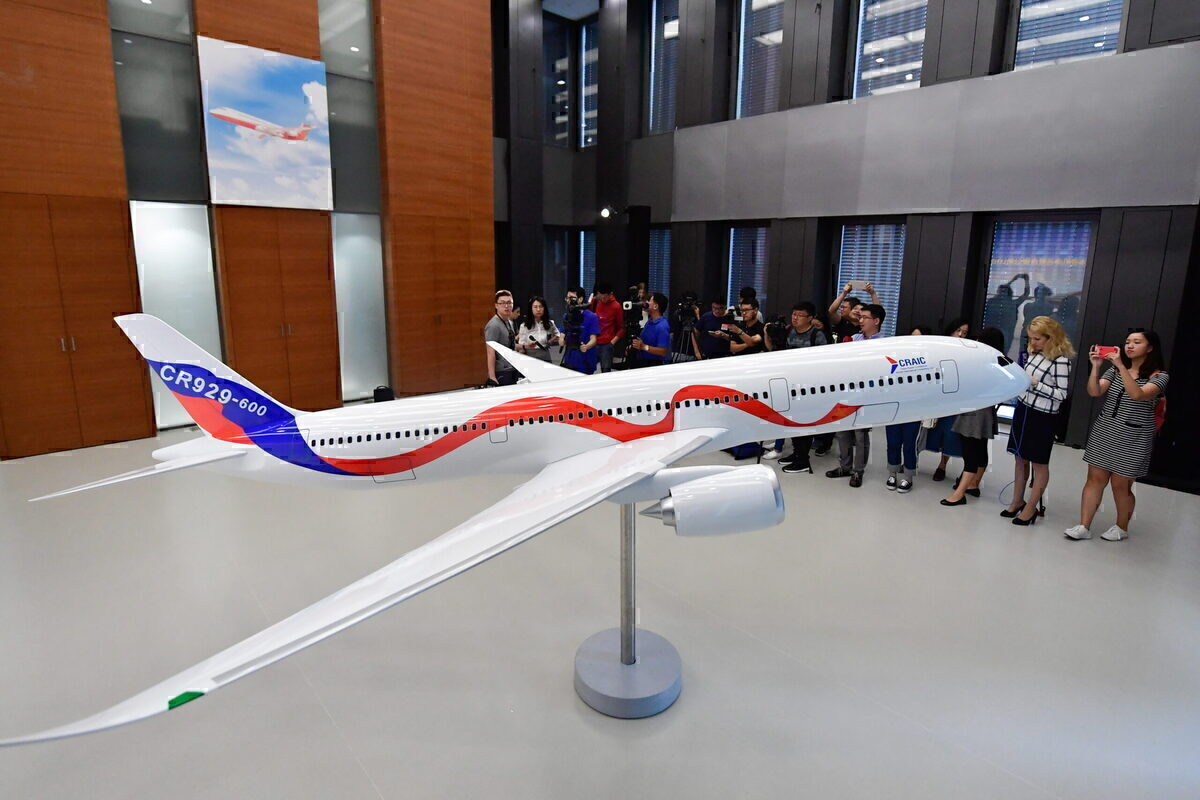 The COMAC C939: The 400 Seat Boeing 777X Competitor Under Study - Simple Flying