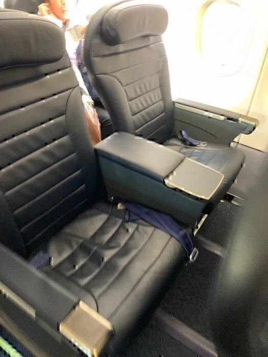 Big Front Seat