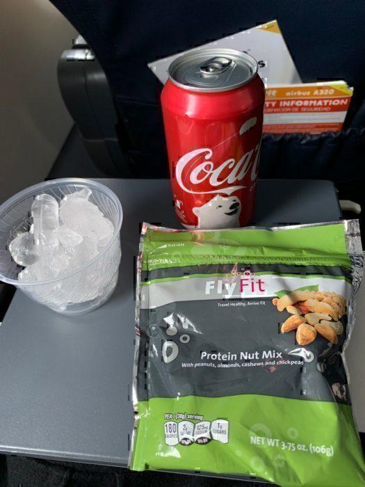 Spirit Beverages and Food