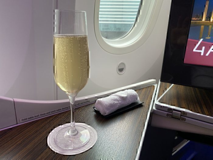 Qatar Airways Boeing 787-8 Business Class Review… It's Amazing!