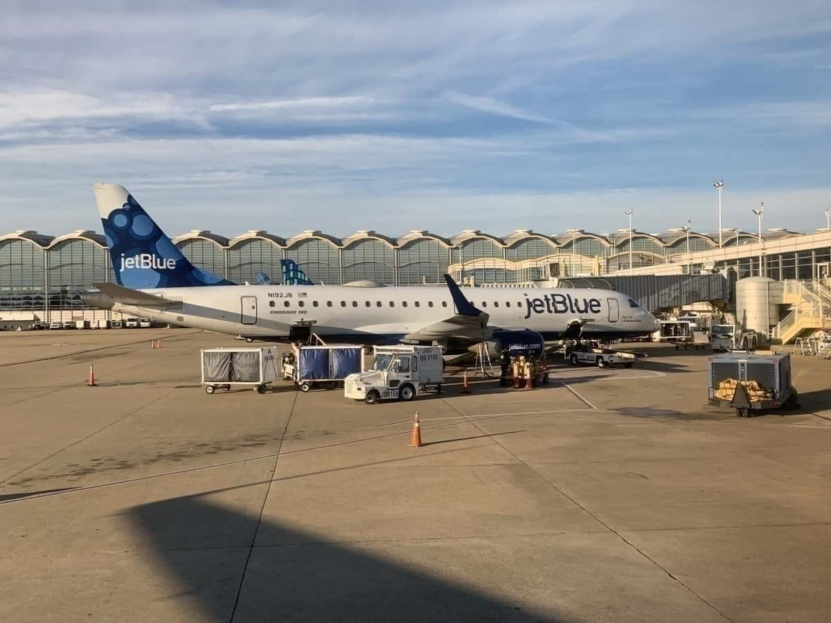 JetBlue Receives Service Exemptions At 16 Major US Airports