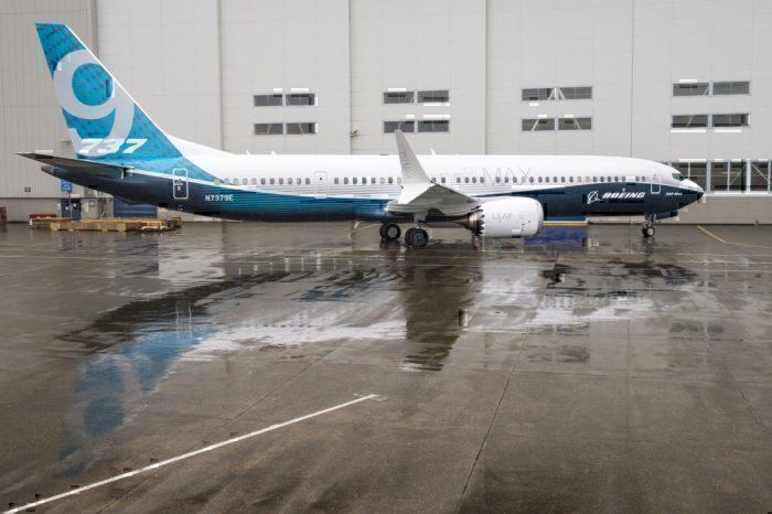 737 MAX MCAS