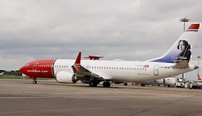 Norwegian, Boeing 737 MAX, Compensation