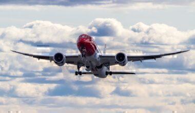 Norwegian Heathrow