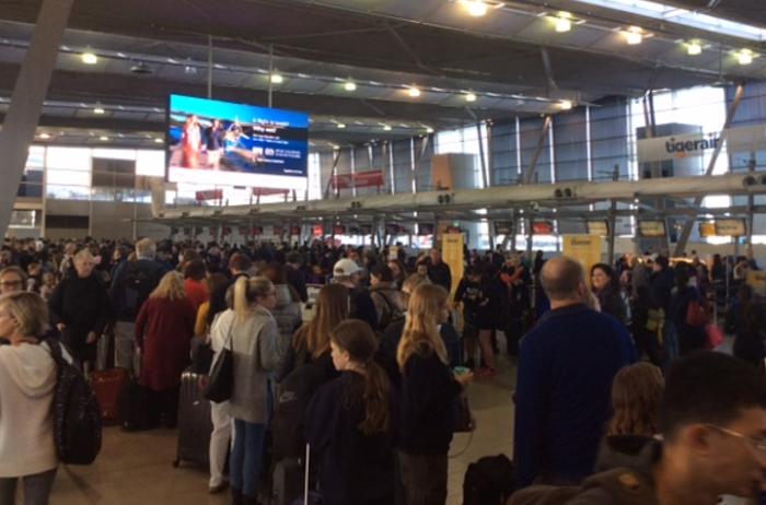 australia-airports-delays