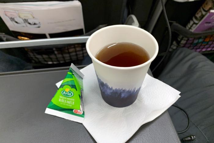 SAS, Tea, Coffee, Refreshments