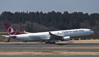 A330-300, Turkish Airlines, TC-JOB