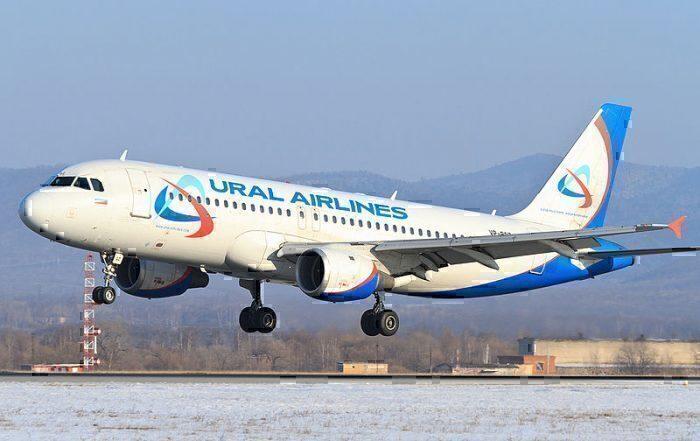 Ural_Airlines,_Airbus_A320-211,_VP-BQZ