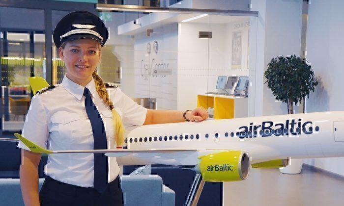 Airbaltic gender balance