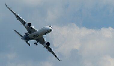 Aeroflot, Airbus A350, Los Angeles, Osaka, Male