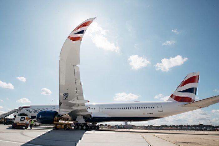 British Airways, WiFi, Internet
