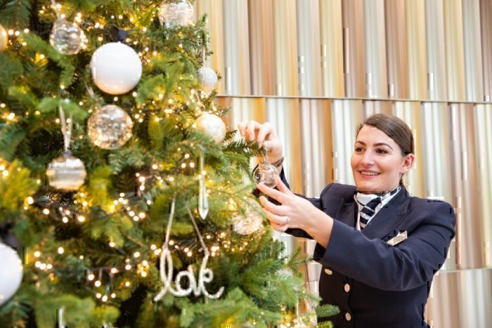 British Airways, Christmas, Holidays