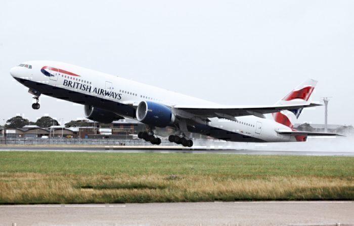 British Airways, Bahrain, Dammam