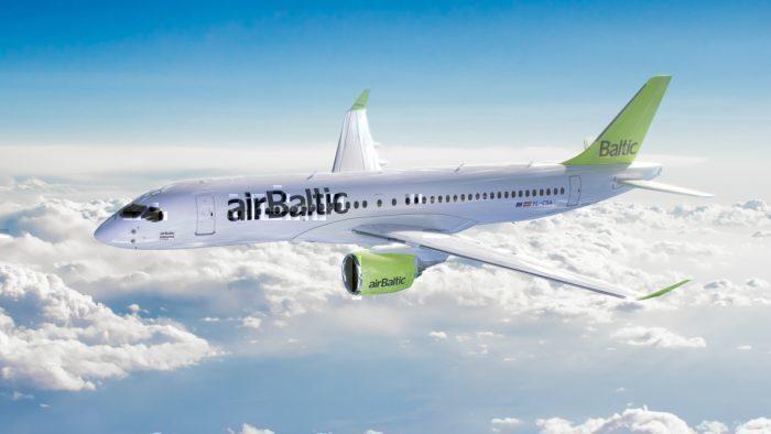 Tallinn Malaga airBaltic