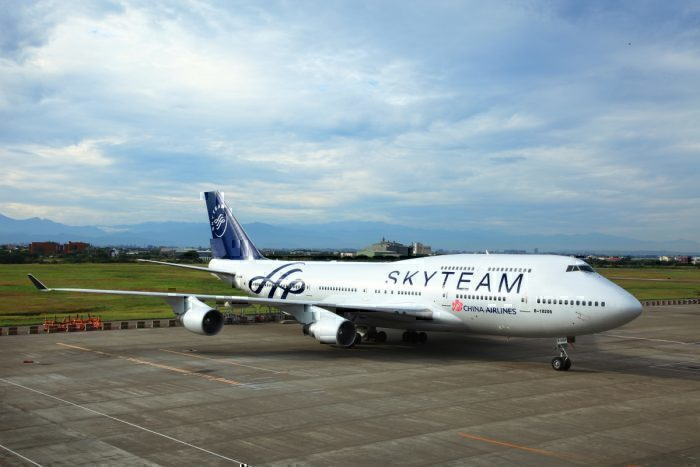SkyTeam China Airlines