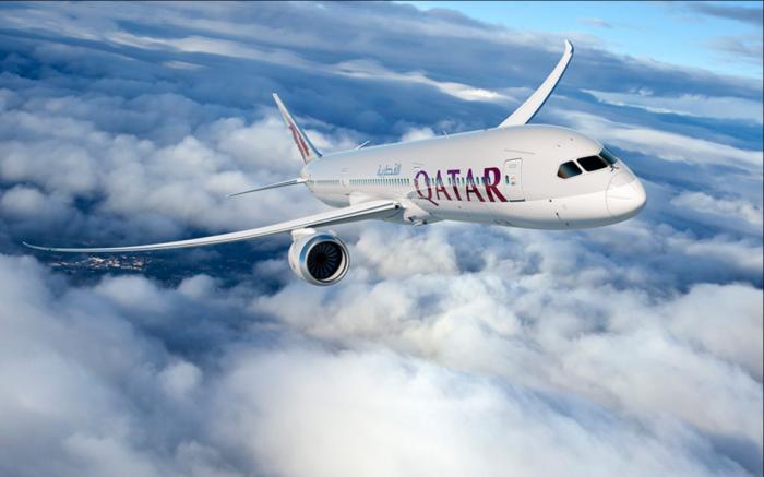 787-9 Dreamliner Qatar Airways