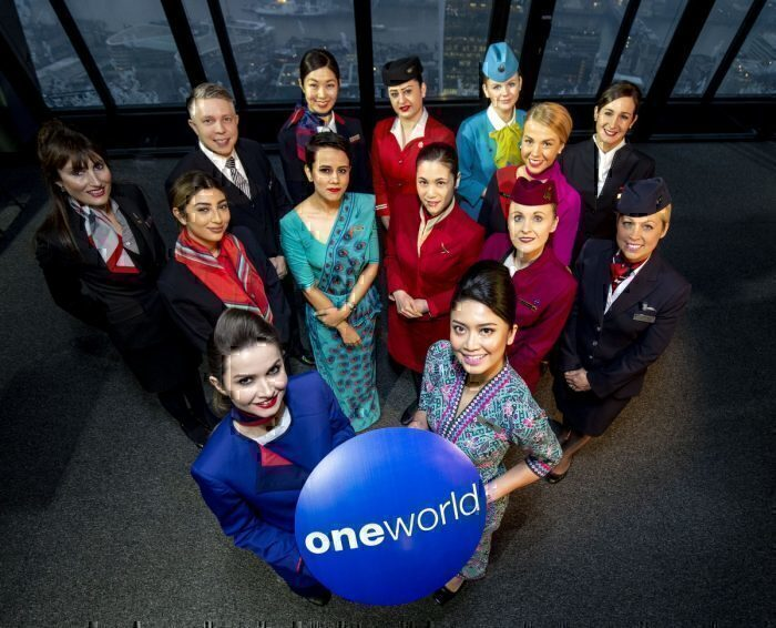Royal Air Maroc, oneworld alliance, april 1st