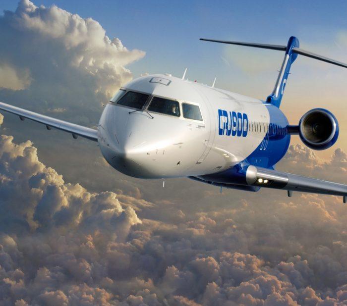 Bombardier Canadair Regional Jet 900