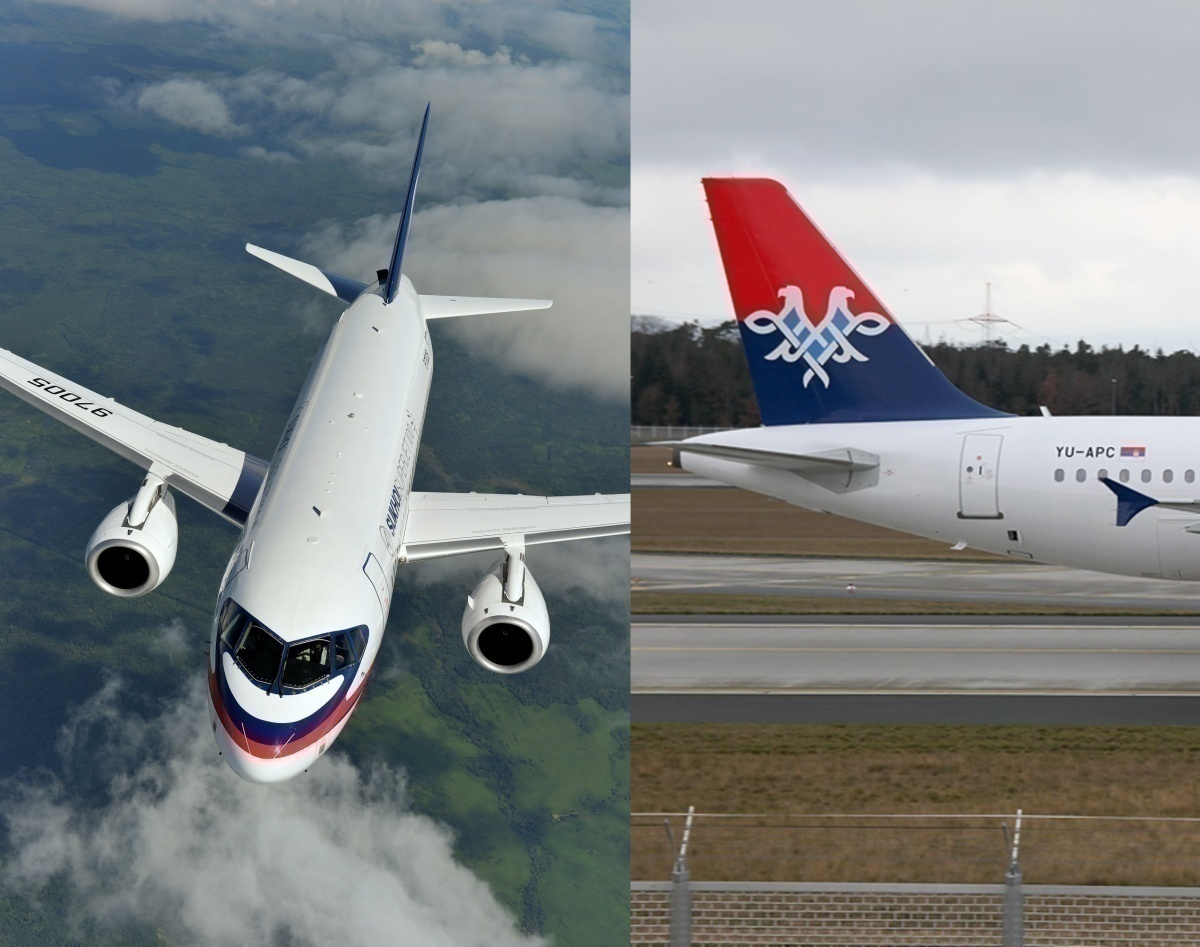 Could Air Serbia Be Close To A Huge Sukhoi SSJ100 Order?