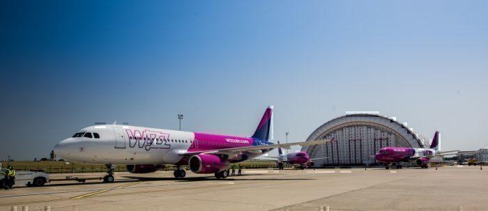 Wizz Air, Abu Dhabi, Middle East