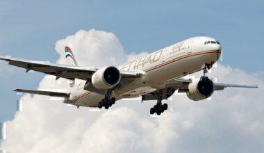 Etihad, 777-300ER