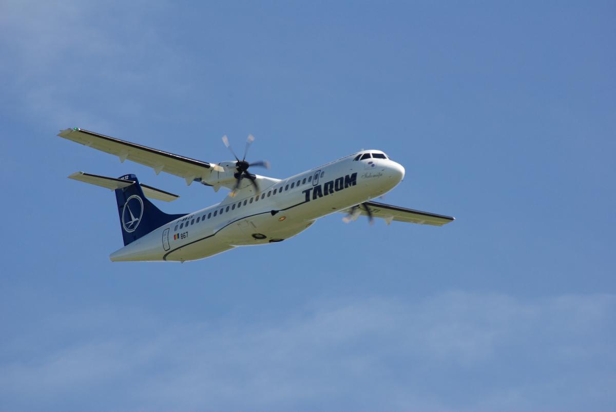 TAROM ATR72